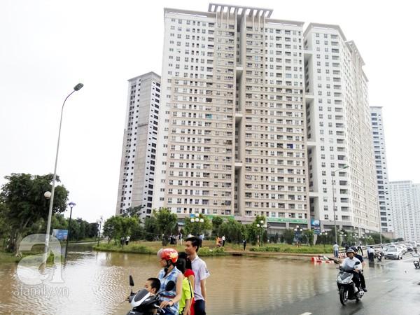 Hà Nội: Những điểm đen hễ mưa là ngập người mua nhà nên lưu ý - Ảnh 6.