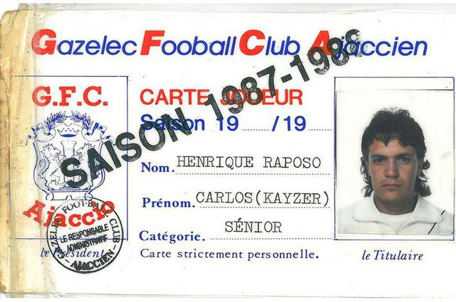 Cầu thủ bịp bợm vĩ đại nhất địa cầu: Suốt 26 năm sự nghiệp, không đá 1 trận bóng nào - Ảnh 3.