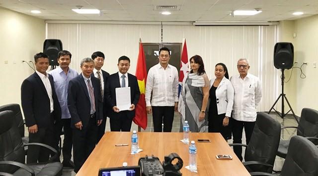 Việt Nam thành lập công ty đầu tư hạ tầng 100% vốn nước ngoài Thứ nhất ở Cuba - Ảnh 1.