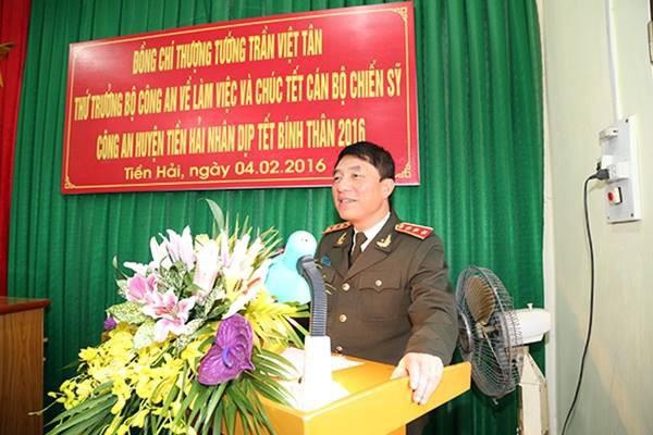 Cách tất cả các chức vụ trong Đảng đối với Trung tướng Bùi Văn Thành - Ảnh 1.