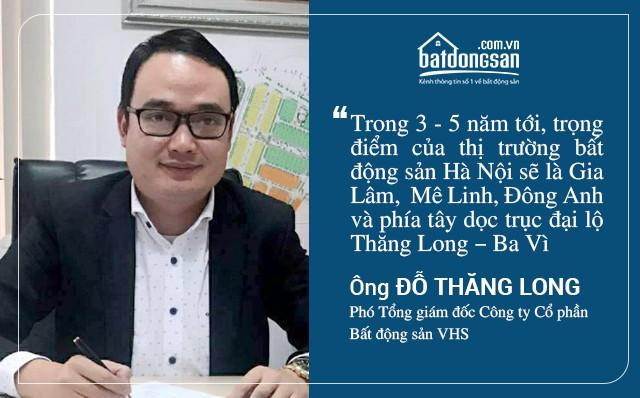 5 năm tới, khu vực nào sẽ là điểm nóng của bất động sản Hà Nội? - Ảnh 1.