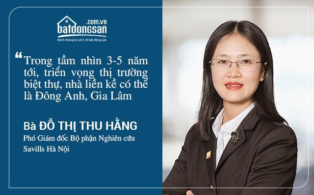 5 năm tới, khu vực nào sẽ là điểm nóng của bất động sản Hà Nội? - Ảnh 2.