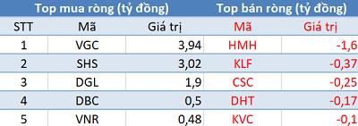 Phiên 31/7: Khối ngoại phân phối ròng trên HoSE, mua ròng phiên thứ 8 không ngừng nghỉ trên HNX - Ảnh 2.