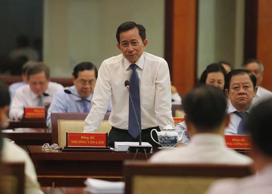 Giám đốc Sở Nội vụ TP HCM: Không làm được nên rời ghế và công khai với dân - Ảnh 1.