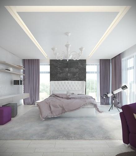 Căn hộ 2 phòng ngủ được xử lý màu sắc khéo léo - Ảnh 5.