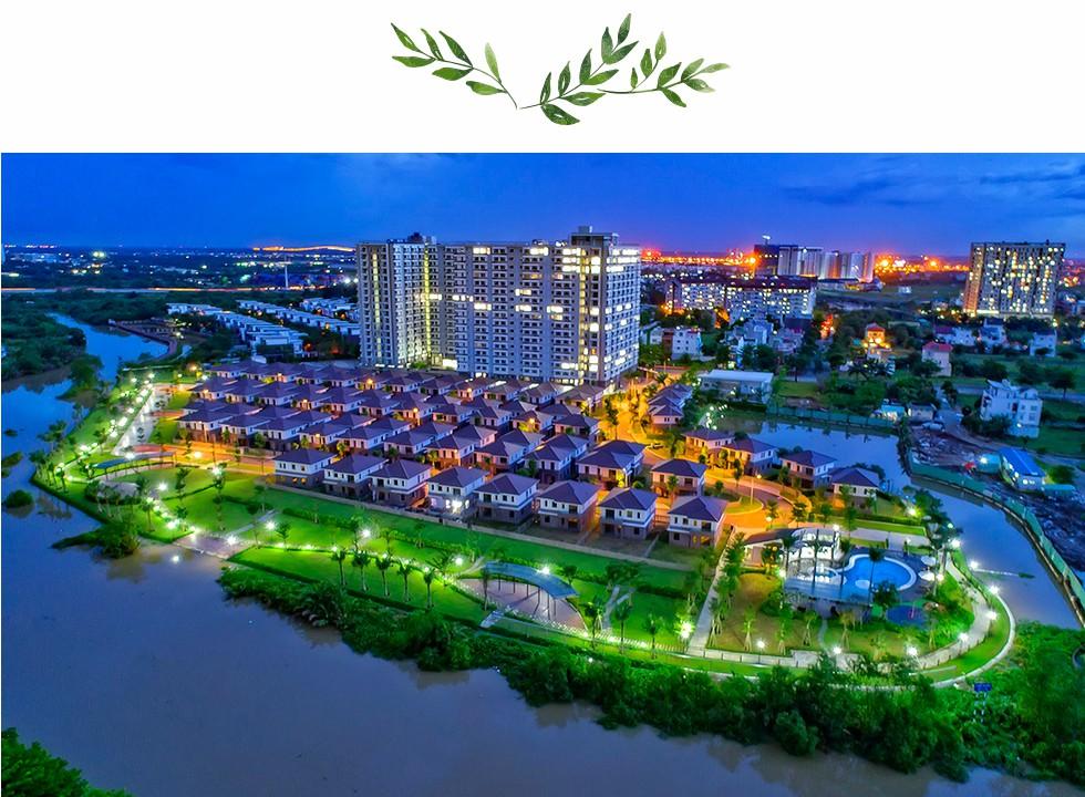 Ngỡ ngàng với những gì khu đô thị - Township mang đến cho người dân Việt Nam - Ảnh 1.