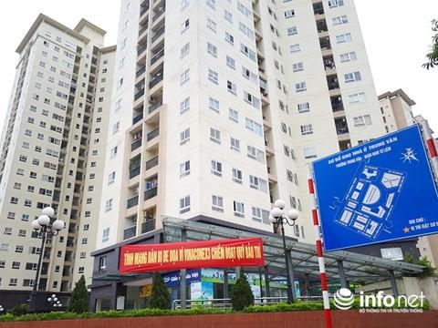 Vinaconex 3 phớt lệnh của UBND TP Hà Nội, chây ì chiếm giữ quỹ bảo trì - Ảnh 1.
