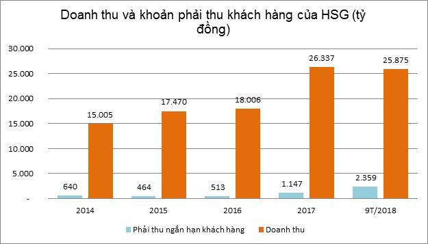 Dấu hỏi về khoản nợ vay 15.880 tỷ của Hoa Sen - Ảnh 4.