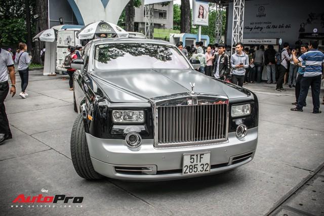 Rolls-Royce Phantom EWB bí ẩn của ông chủ cà phê Trung Nguyên xuất hiện tại Sài Gòn - Ảnh 12.