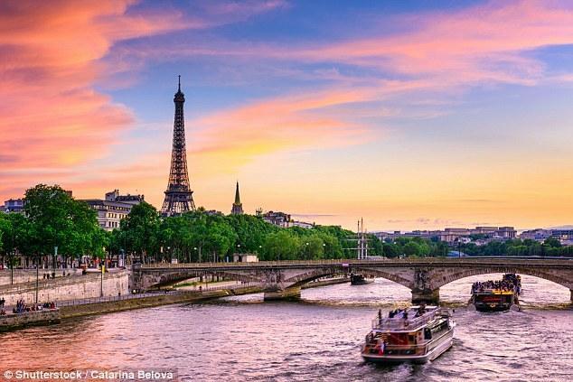 Điểm mặt những thành phố du lịch lãng mạn nhất thế giới, Paris luôn là địa danh mơ ước số 1 - Ảnh 1.