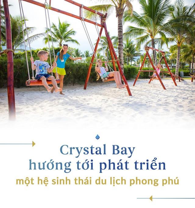 Crystal Bay và ý tưởng xây dựng hệ sinh thái nâng tầm du lịch Việt Nam - Ảnh 6.