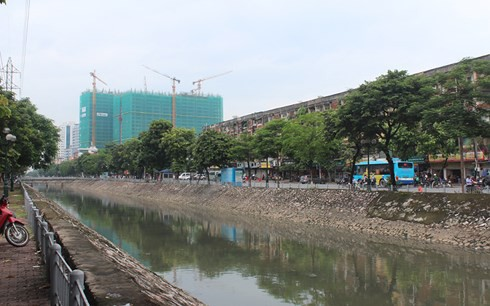 Hà Nội xây phố thương mại bên sông Kim Ngưu, chuyên gia nói gì? - Ảnh 2.