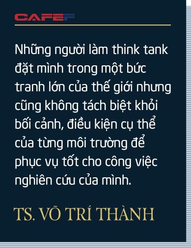 """TS Võ Trí Thành tiết lộ """"bí mật"""" của think tank Việt - Ảnh 2."""
