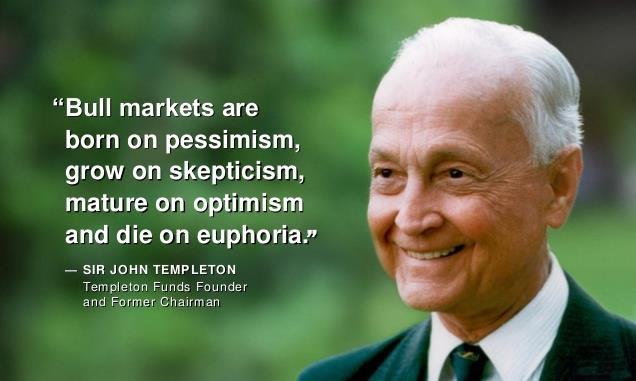 [Quy tắc đầu tư vàng] Không sợ lỗ có 8 nguyên tắc giúp đầu tư thành công từ Sir John Templeton - Ảnh 1.