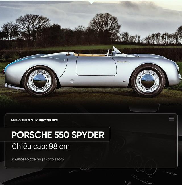 Điểm danh xe siêu lùn: Thấp nhất chỉ hai gang tay - Ảnh 11.