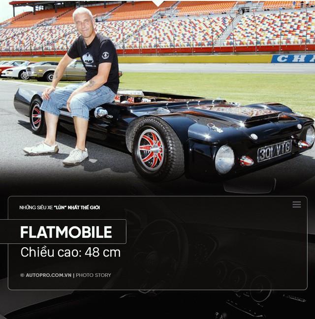 Điểm danh xe siêu lùn: Thấp nhất chỉ hai gang tay - Ảnh 15.