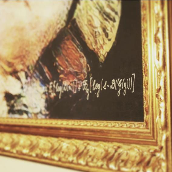 Tranh vẽ bởi AI có giá bán hàng chục ngàn euro khiến giới nghệ thuật choáng váng - Ảnh 2.