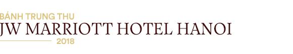 Đập hộp những chiếc bánh Trung thu của các khách sạn nổi tiếng bậc nhất tại Hà Nội - Ảnh 12.
