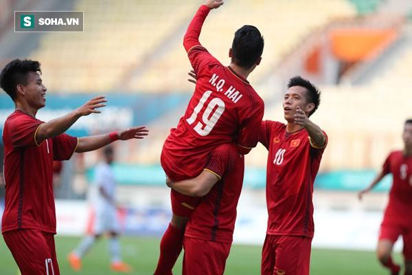Olympic Việt Nam được thưởng tới hơn 4 tỷ đồng trước thềm cuộc đại chiến lịch sử - Ảnh 1.