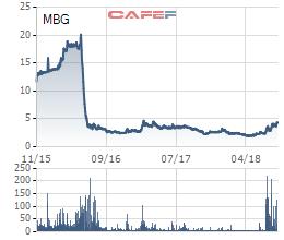 MBG chào phân phối riêng lẻ 20 triệu cổ phiếu giá 10.000 đồng/cp cho các nhà đầu tư chiến lược - Ảnh 2.