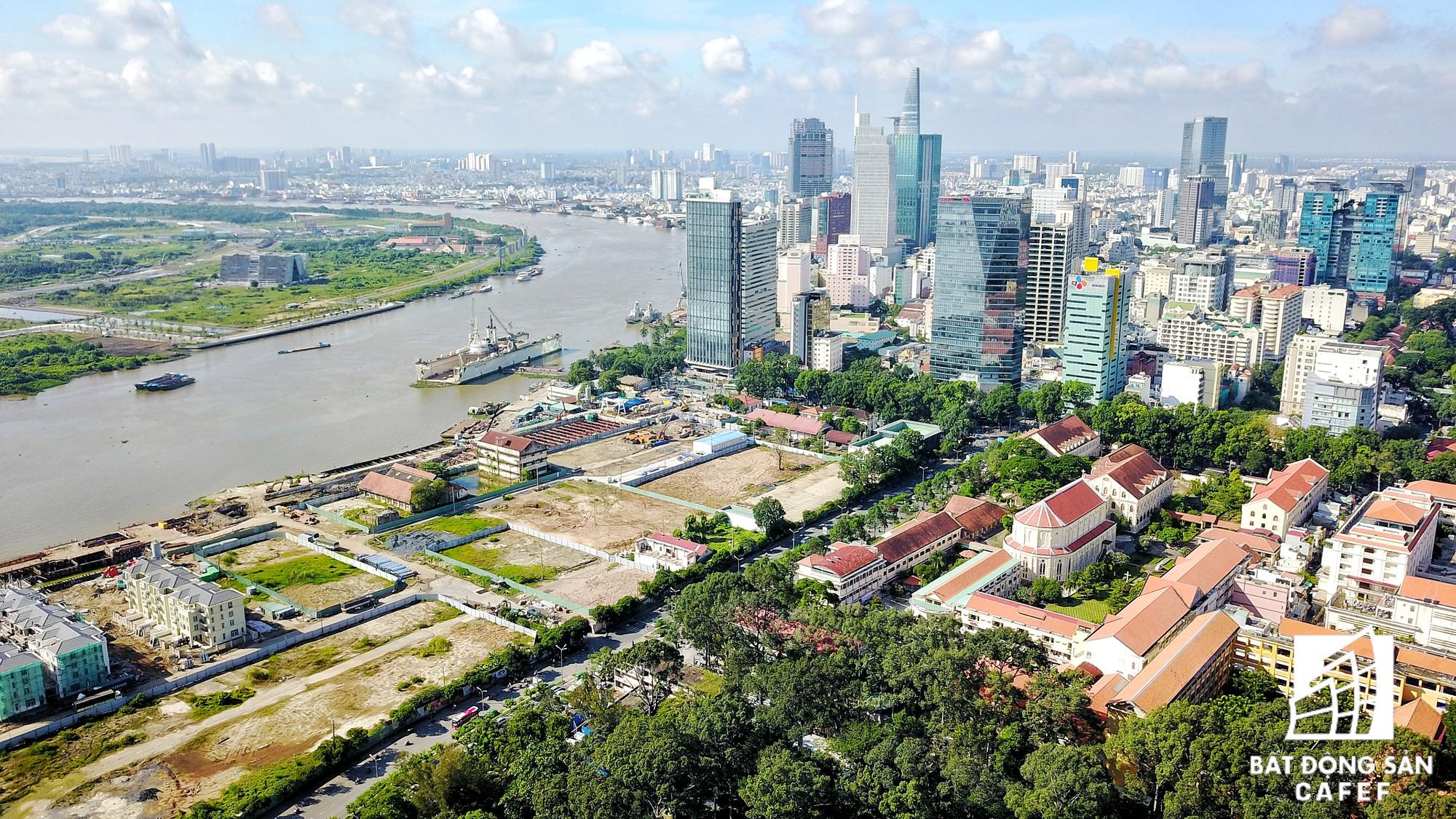 Toàn cảnh đô thị trung tâm Sài Gòn nhìn từ đỉnh tòa nhà cao nhất Việt Nam - Ảnh 22.