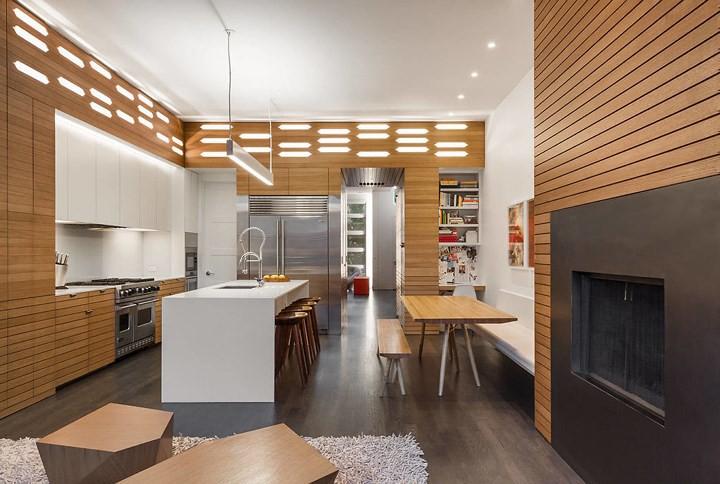 Ngôi nhà đẹp hiện đại, phá cách của gia đình trẻ - Ảnh 2.