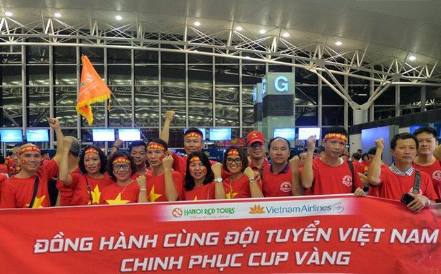 Chuyến bay đặc biệt của Vietnam Airlines đón đội tuyển Olympic về nước đúng ngày Quốc khánh - Ảnh 5.