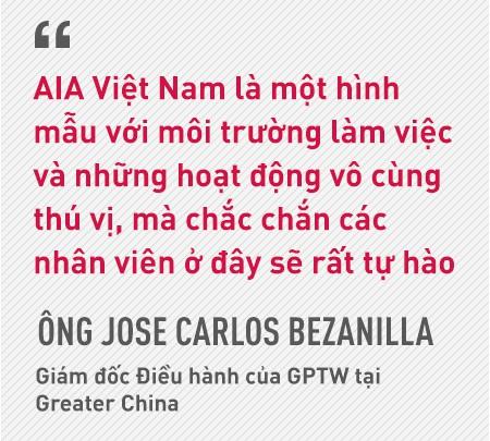 AIA Việt Nam – Môi trường làm việc lý tưởng - Ảnh 3.