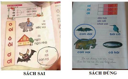 Sách tiếng Việt cho trẻ lớp 1 có nhiều vấn đề sai lệch, phản cảm và sự phản biện của người trong cuộc - Ảnh 1.