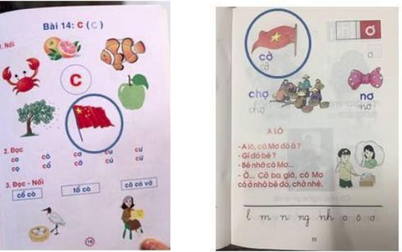 Sách tiếng Việt cho trẻ lớp 1 có nhiều vấn đề sai lệch, phản cảm và sự phản biện của người trong cuộc - Ảnh 2.
