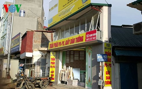"""Hà Nội còn 120 nhà """"siêu mỏng siêu méo"""" - Ảnh 1."""