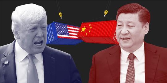 Ông Trump bật đèn xanh gói thuế 200 tỉ USD chống Trung Quốc, bất chấp đàm phàn - Ảnh 1.