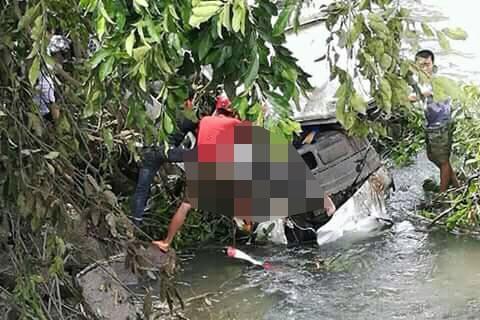 Hiện trường thảm khốc vụ tai nạn 12 người chết, 3 người bị thương ở Lai Châu - Ảnh 3.