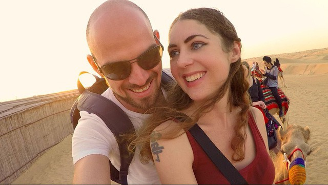 Nữ Vlogger Mỹ kể lại ký ức kinh hoàng khi bị quấy rối tình dục trong chuyến du lịch Ấn Độ - Ảnh 3.