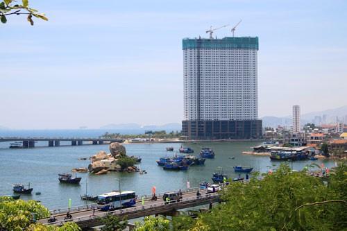 Khánh Hòa: Tràn lan công trình sai phạm - Ảnh 1.