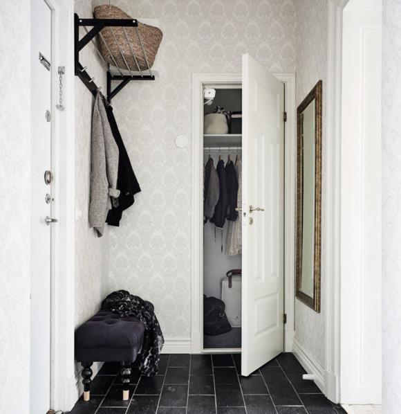 Căn hộ trắng đẹp đến từng milimet với phong cách Scandinavia - Ảnh 13.
