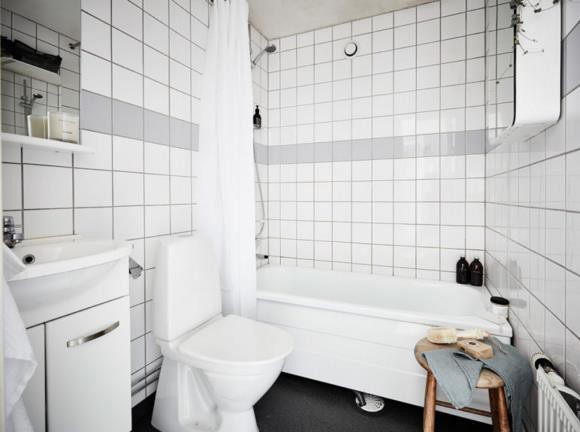 Căn hộ trắng đẹp đến từng milimet với phong cách Scandinavia - Ảnh 14.