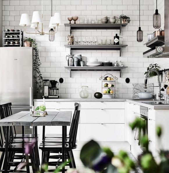 Căn hộ trắng đẹp đến từng milimet với phong cách Scandinavia - Ảnh 5.