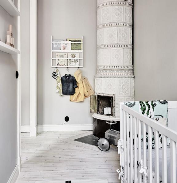 Căn hộ trắng đẹp đến từng milimet với phong cách Scandinavia - Ảnh 10.