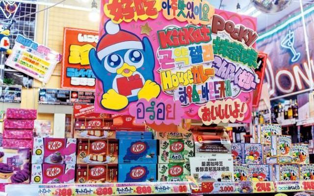 Bài học thi công thương hiệu từ Kit Kat Nhật Bản: Tuyệt chiêu biến 1 sản phẩm ngoại thành biểu tượng của cả đất nước - Ảnh 4.