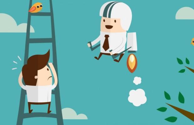 Đừng tốn công bởi những cuộc chạy đua vô nghĩa nơi công sở, cố vượt mặt đồng nghiệp: Tự tin với năng lực của bản thân mới là chìa khóa để bứt phá, thành công - Ảnh 1.