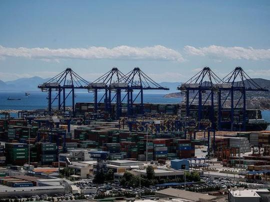 Châu Âu phản ứng dữ dội Trung Quốc thu mua cảng - Ảnh 1.