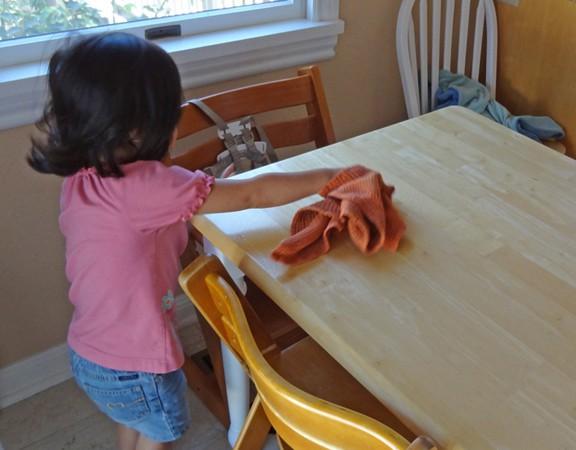 Theo phương pháp Montessori thì đây là 10 việc nên để con tự làm  - Ảnh 4.