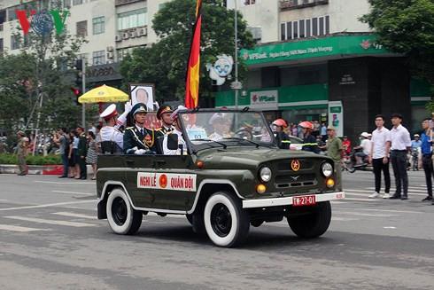 Trực tiếp: Đưa linh cữu Chủ tịch nước Trần Đại Quang về quê nhà - Ảnh 11.