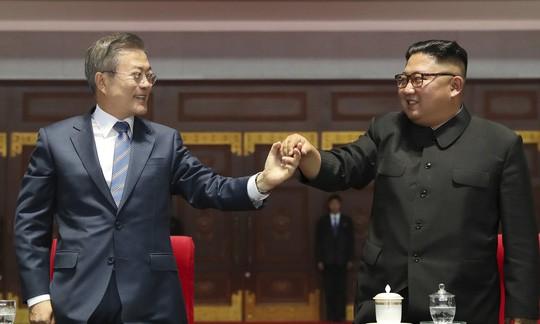 Canh bạc của tổng thống Hàn Quốc - Ảnh 1.