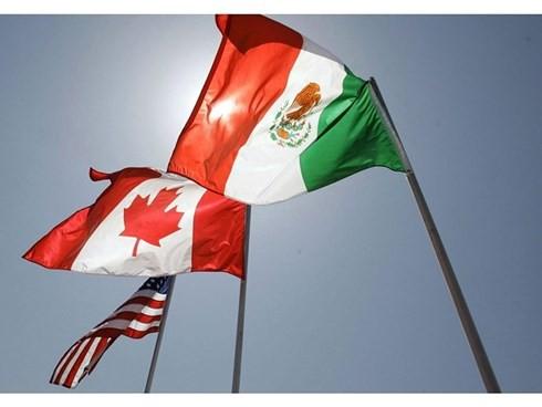"""Hiệp định Thương mại tự do Bắc Mỹ có thành """"cuộc chơi tay đôi""""? - Ảnh 1."""