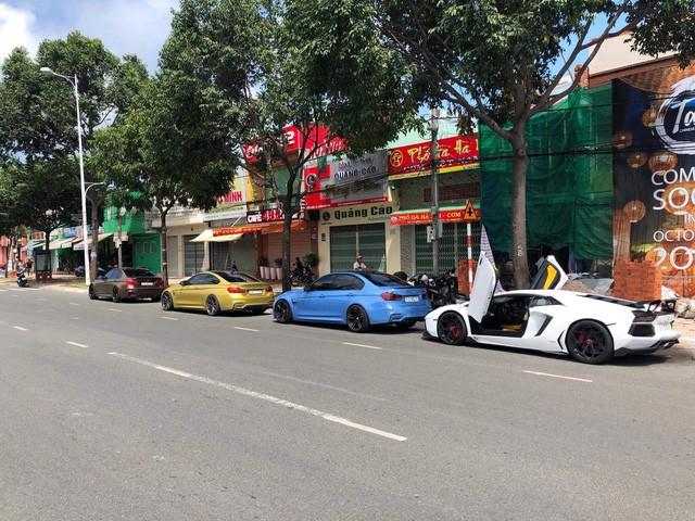 Cường Đô La cùng loạt đại gia Việt khoe dàn siêu xe trăm tỷ dịp cuối tuần - Ảnh 11.