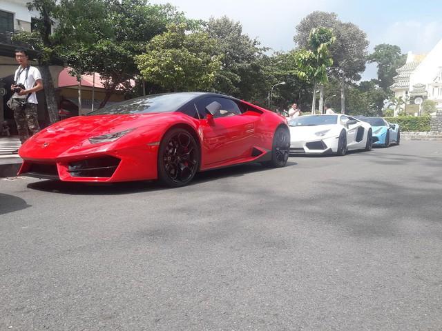Cường Đô La cùng loạt đại gia Việt khoe dàn siêu xe trăm tỷ dịp cuối tuần - Ảnh 14.