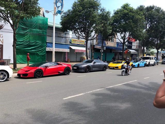 Cường Đô La cùng loạt đại gia Việt khoe dàn siêu xe trăm tỷ dịp cuối tuần - Ảnh 15.