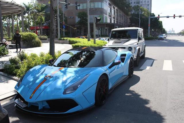 Cường Đô La cùng loạt đại gia Việt khoe dàn siêu xe trăm tỷ dịp cuối tuần - Ảnh 2.
